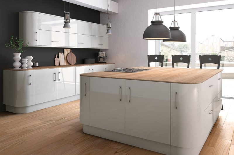 Gloss Kitchen Doors